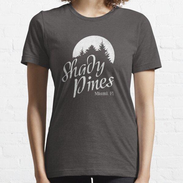 Golden Girls TV Show Fan Art - Shady Pines Essential T-Shirt