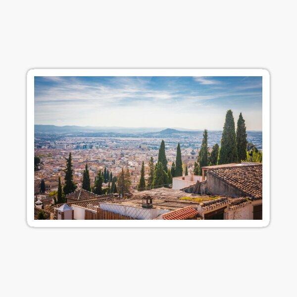 Granada Sticker