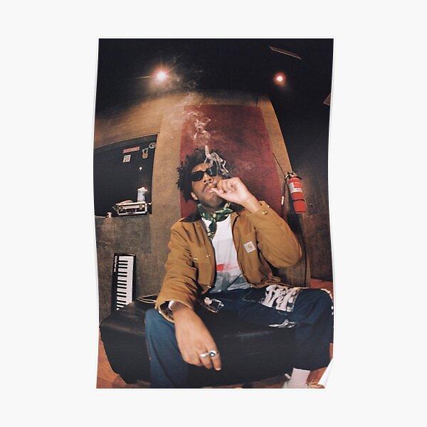 Brent Faiyaz Smoking Poster