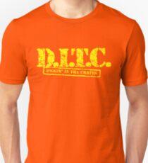 DITC crew replica Rawkus tshirt - Diggin in the crates late 90s T-Shirt