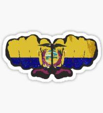 Ecuador! Sticker