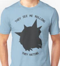 Armordillo king! T-Shirt