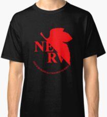 Neon Genesis Evangelion - NERV Logo Classic T-Shirt