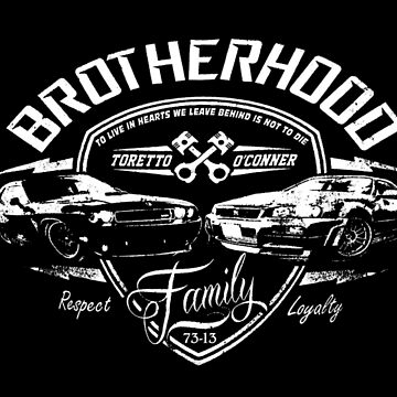 Fast and Furious - Brotherhood by Poochikoo