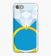 Diamond Ring iPhone Case/Skin