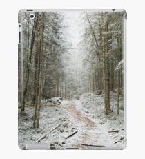 Trees trees trees landscape photography iPad Case/Skin