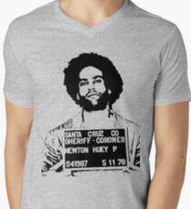 HUEY P. NEWTON-MUGSHOT T-Shirt