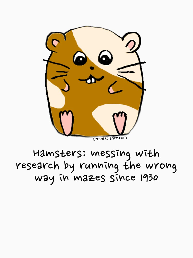 Hamster's messing up science by ErrantScience