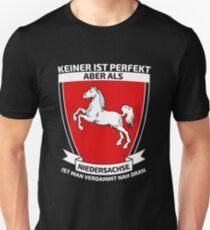 Perfekte Niedersachsen Unisex T-Shirt