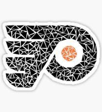 Geo Fly Sticker