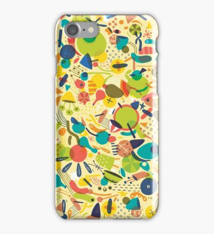Dust, love and fantasia iPhone Case/Skin