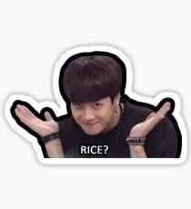 Jackson - GOT7 - Rice? Sticker