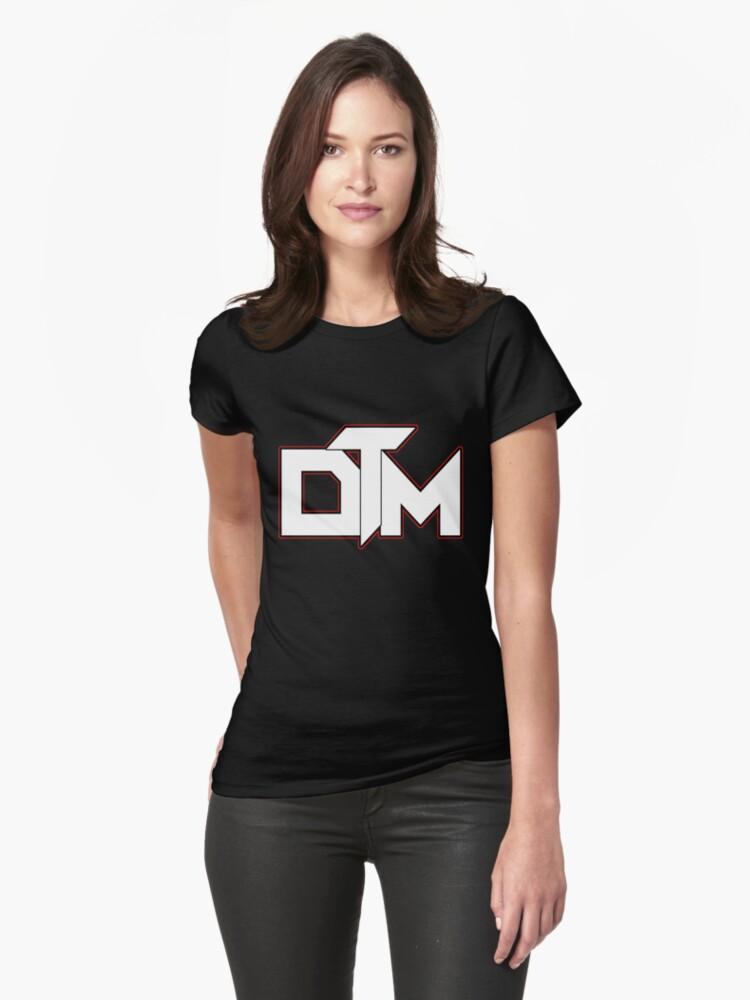 D.T.M Merchandise Womens T-Shirt Front