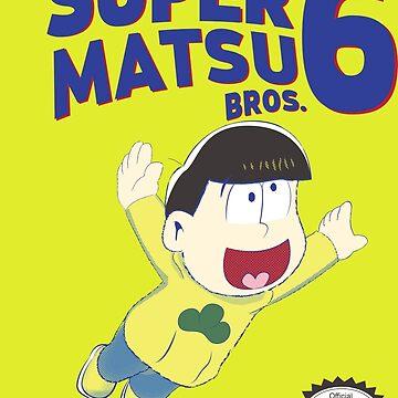 Super Matsu Bros 6 Jyushimatsu by yashanyu1