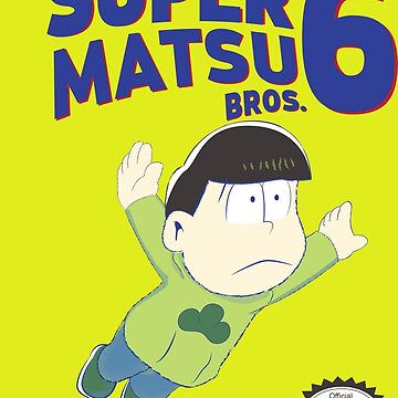 Super Matsu Bros 6 Choromatsu by yashanyu1