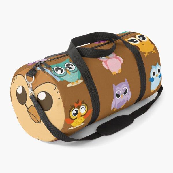 Hooty duffle, The Owl House Duffle Bag