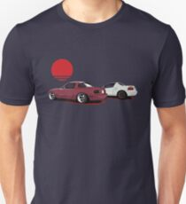 JDM Sunset Unisex T-Shirt