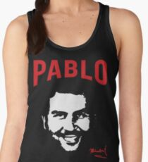 Pablo Escobar Women's Tank Top