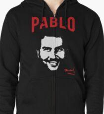 Pablo Escobar Zipped Hoodie