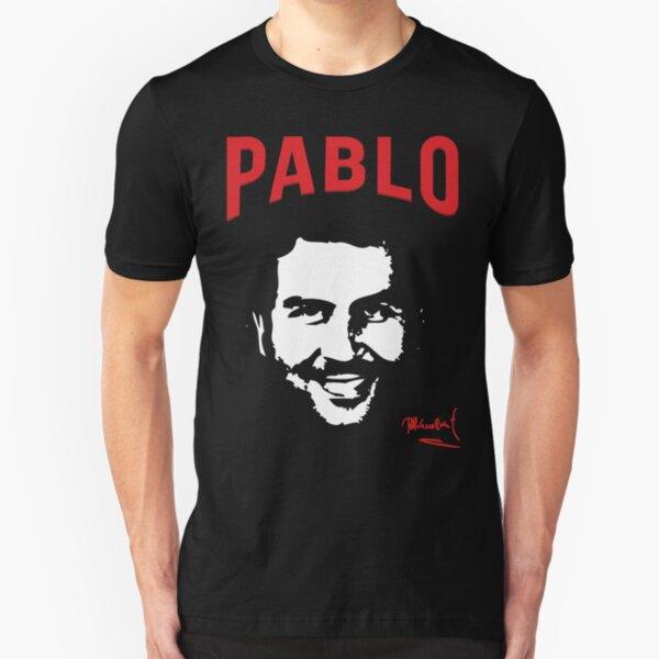Pablo Escobar Camiseta ajustada