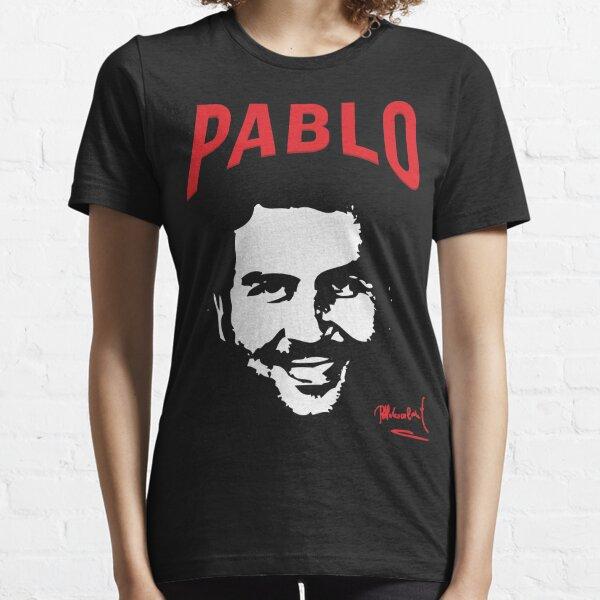 Pablo Escobar Camiseta esencial