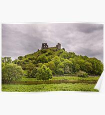 Dryslwyn Castle, Carmarthenshire Poster