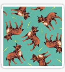 Dicky Bow - Bruno Sticker