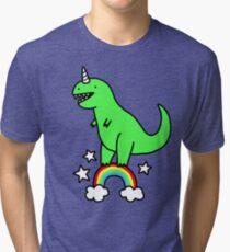 T-Rexicorn Tri-blend T-Shirt