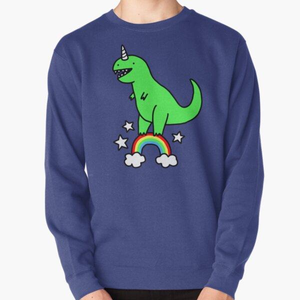 T-Rexicorn Pullover Sweatshirt