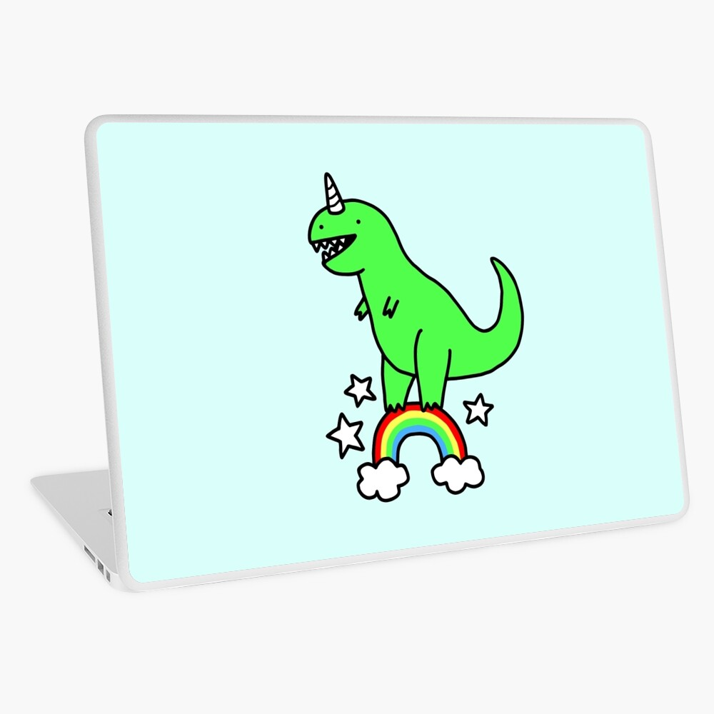 T-Lexicorn Laptop Folie