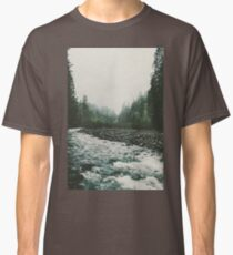 River Ending Classic T-Shirt
