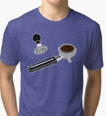 Coffee Monkey - Tools of the trade Tri-blend T-Shirt