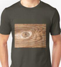 Wood Grain Knothole T-Shirt
