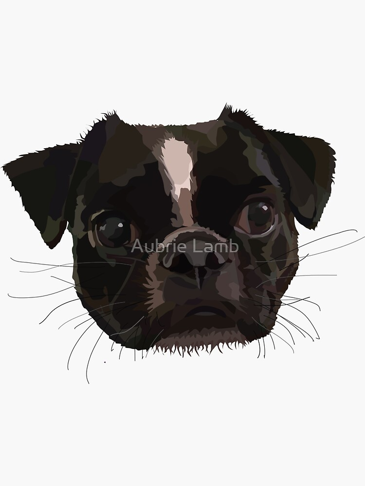 The Pug by Aubb