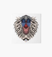 Ornate Rafiki Vol. 2 Colored Art Board