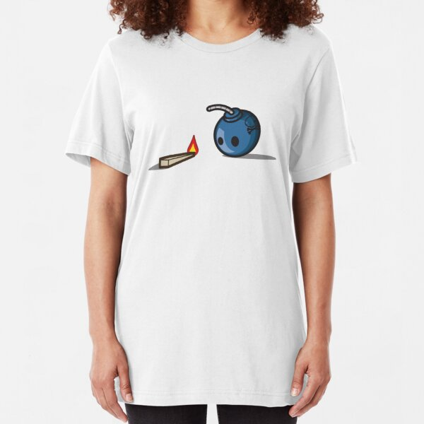 Fatal Attraction Slim Fit T-Shirt