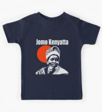 Jomo Kenyatta Kinder T-Shirt