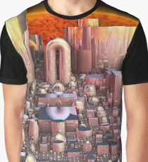 'Shiny Refinery' Graphic T-Shirt