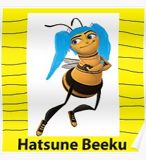 Hatsune Beeku 2.0 Poster