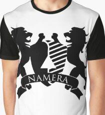 NAMERA CREST ▽ Graphic T-Shirt