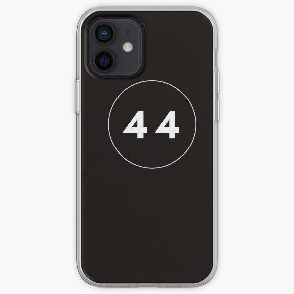 badge de prisonnier n ° 44 Coque souple iPhone