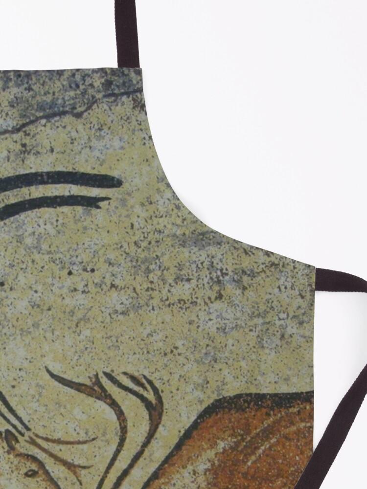Alternate view of #CavePaintings #CaveDrawings #cave #paintings #drawings #CavePaintingsInFrance Apron