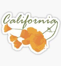 California Grown Sticker