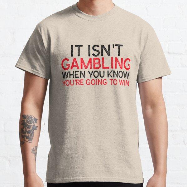 Betting winner t-shirt tab online soccer betting singapore