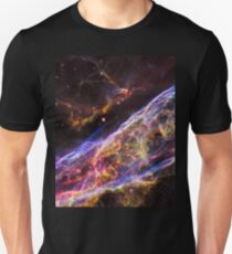 Champagne Supernova - Space is awesome Unisex T-Shirt