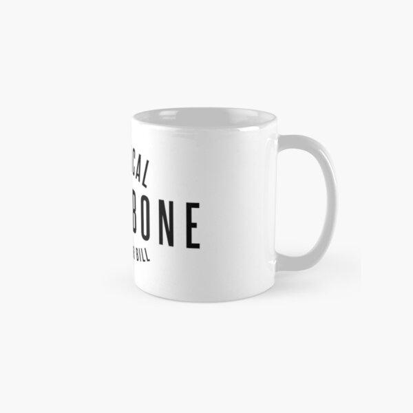 Classical Trombone Full Black Logo Classic Mug