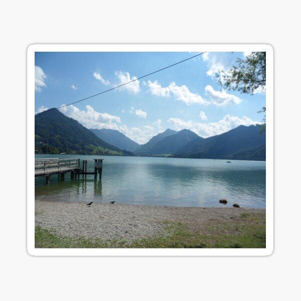 Lake Schliersee Sticker