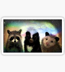 Freunde der Nacht Sticker