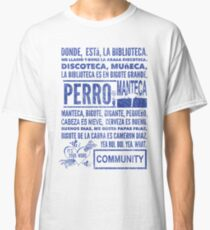 La Biblioteca Rap - Community Classic T-Shirt