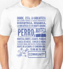 La Biblioteca Rap - Community T-Shirt